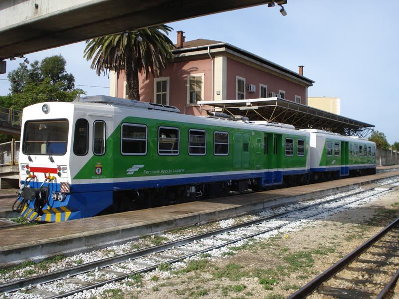 Da ieri a oggi – Ferrovie Appulo Lucane
