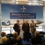Presentazione dell'iniziativa da parte del Presidente delle F.A.L. Matteo Colamussi