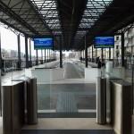 Varchi automatici nella ristrutturata Stazione di Bari Centrale