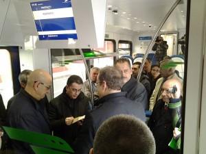 foto n. 3 nuovo treno Matera