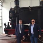 colamussi giannini treno storico locomotiva